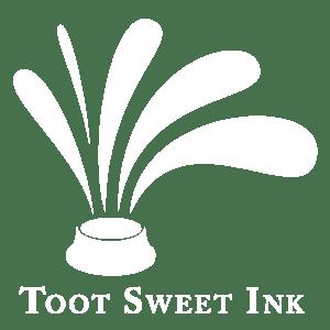 Toot Sweet Ink logo